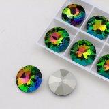 Kristallschmucksache-Zubehör zeigten zurück lose Raupen (DZ-3001)