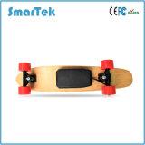 Scheept het Elektrische Skateboard Gyropode van Smartek 2017 met Afstandsbediening elektrisch-lang de Autoped van het Saldo S2s in