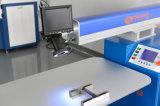 Máquina e estaca de soldadura robótico do laser da fibra automática