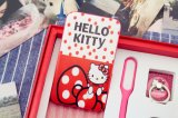 2017 Nouvelle conception Hello Kitty miroir de la Banque d'alimentation portable 8800mAh