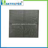 Filtros de aire de nylon del acoplamiento del panel para el acondicionador de aire