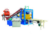 Производитель питания конкретные бетонных блоков бумагоделательной машины Qt4-15D