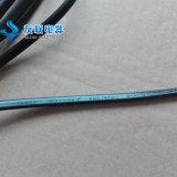 2.5A Europe Plug com cabo H03vvh2-F 2X0.75