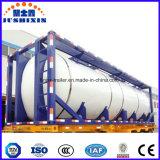 Recipiente do tanque do LPG da carga útil 22mt do padrão 20FT de ASME