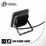 부식 옥수수 속 10W에 저항하는 IP65 긴 수명 플러드 빛 LED를 방수 처리하십시오
