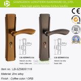 Cerradura de puerta de aleación de zinc con alta calidad.