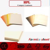싼 가격 고압적인 장식적인 합판 제품 장 /HPL