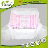 Tissu en feuille de coton imprimé en coton adulte lisse Manche magique Ruban unique