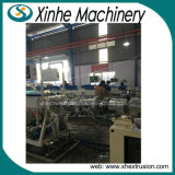 Linha de extrusão de dupla cavidade PVC / Linha de produção / Máquinas plásticas