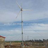 generatore di vento orizzontale del generatore di turbina del vento 5kw