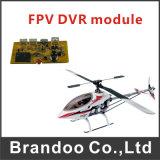 言語Fpv韓国のDVRのモジュール、使用される32GB TFのカード超軽く、小型