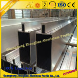 Perfil de alumínio de grande resistência da parede de cortina