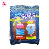 Impreso de la fábrica profesional ventilación Relax Jujube bolsas de pañales para bebés