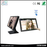 "Metal Shell 17 ""Touch All in One PC LCD"