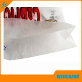 sacchetto di alimentazione tessuto pp degli animali domestici 25kg con l'alimentazione laminata del cane