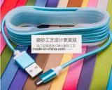 고품질 Samsung 지능적인 전화를 위한 마이크로 USB 데이터 책임 케이블