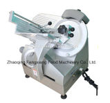 Fqp-300c de roestvrij staal Bevroren Snijdende Machine van het Vlees, de Scherpe Machine van het Varkensvlees