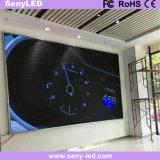 Schermo di visualizzazione gigante dell'interno del LED di colore completo per la pubblicità di animazione (P4mm)