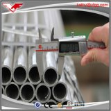 Горячие продавая продетые нитку гальванизированные стальные трубы для воды