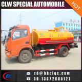 4X2 5m3 6m3の真空の下水の吸引のトラックの腐敗性の手段