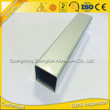 Do fabricante de alumínio do perfil de China perfil quadrado de alumínio da câmara de ar