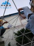 Поставьте все виды шатра купола высокого качества, геодезический купола для сбывания