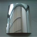 Feuille acrylique de miroir de prix usine pour toutes couleurs