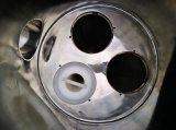 Kassette Filtergehäuse-Edelstahl-Wasser-Filtergehäuse-Becken 304 316L