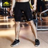 Der Männer schließen Strumpfhose-Komprimierung-Gymnastik-kurze Hosen kurz
