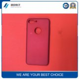 L'arrivée de nouveaux cas de téléphone cellulaire en cuir pour iPhone 6S plus souple de haute qualité en cuir noir couvercle Téléphone mobile