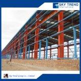 싼 가격 직업적인 디자인 Prefabricated 강철 구조물 작업장