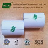Papel termal Rolls de la impresión para la caja registradora electrónica