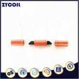 Personalizar a bobina de Rod da ferrite com fio de cobre