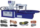 Una macchina rotativa delle 20 della stazione della plastica suole di scarpe