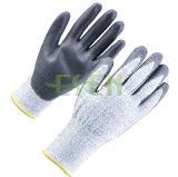 Нитриловые покрытием промышленного труда защитные рукавицы безопасности (D78-G5)