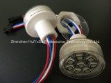 신제품 LED 점원 빛 9LEDs 풀그릴 RGB LED 빛