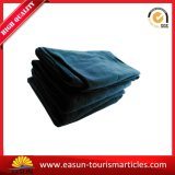 Cobertores sólidos de cor azul escuro