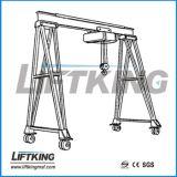 [ليفتكينغ] [بورتبل] فولاذ [غنتري كرن], صاحب مصنع مع [إيس] شهادة