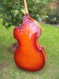 Цельная древесина Double Bass для профессиональных играть