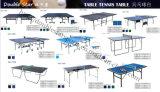 Цена таблицы настольного тенниса MDF конструкции Foldable&Movable