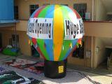 De grote Opblaasbare Ballon van de Grond van de Sneeuwman voor Verkoop