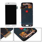 Экран касания LCD мобильного телефона для индикации LCD края галактики S7 S7 Samsung