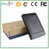 Leitor preto da porta RFID do controle de acesso da cor da identificação 125kHz Wiegand 26 Wiegand 34 do Em