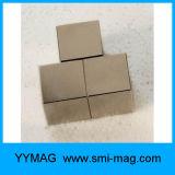 Capa del níquel de los bloques de los imanes del neodimio de la alta calidad 5m m para el juguete