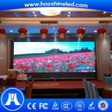 경쟁가격 P4 SMD2121 단계 LED 스크린