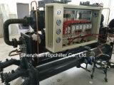 160kw de industriële Water Gekoelde Harder van het Water van de Schroef met Compressor Hanbell