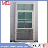 Самое лучшее продавая окно UPVC двойное застекленное с сетью москита