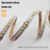 Banda resistente al agua, luz de LED RGB de 5050, 2835 TIRA DE LEDS RGBW Conector Tira de luz LED