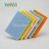 다채로운 Non-Abrasive 부엌 청소 제품 닦는 패드