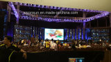 P6mm Aluminum Die - Casting Stage Rental Indoor HD LED Screen